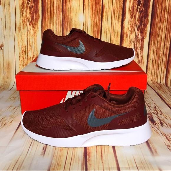 Men's Nike Kaishi NS Dark Team Red Running Shoes